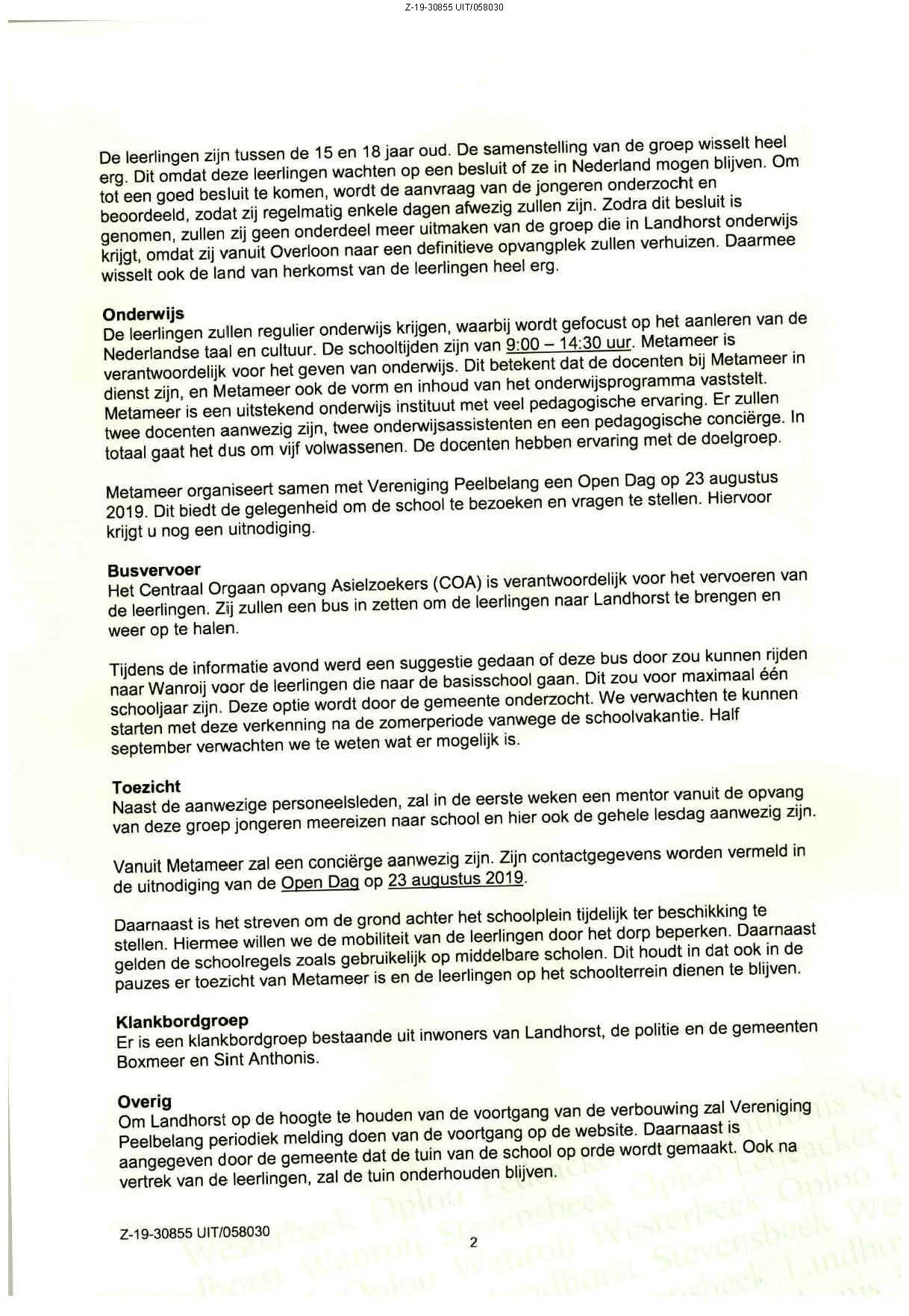 Landhorst brief Pagina_2