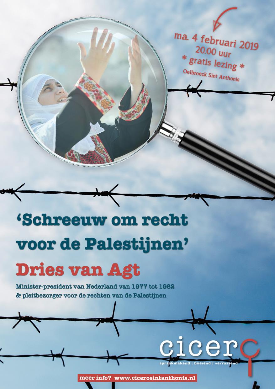 Poster feb 2019 Dries van Agt A5 (1)
